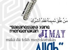 Hukum Jimat dalam Islam