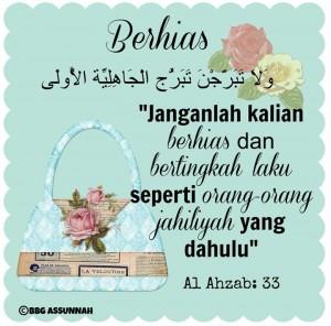 Berhias Jahiliyah