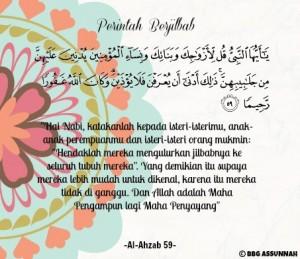 Perintah Berjilbab
