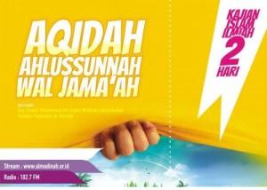Download Audio Dauroh Masjid Jajar Solo, Dzulqo'dah 1434 H