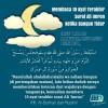 Membaca 10 Ayat Terakhir Surat Ali Imron Ketika Bangun Tidur