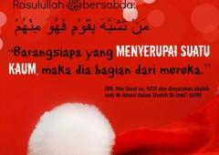 Membantu Salim A. Fillah Mentarjih dan Menjawab Ulil Abshar Abdalla tentang Natal [Bag. 1]