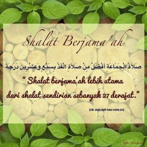 Sholat Jama'ah3