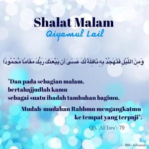 Sholat Malam