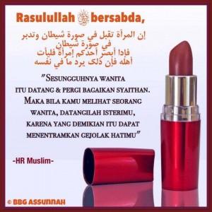 Bahaya Godaan Wanita