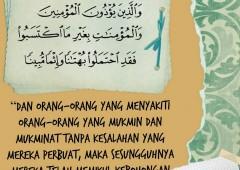 Ahlus Sunnah yang Penyayang (Catatan Kecil Menjelang Pemilihan Presiden Indonesia 2014)