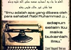 Menakar Cara Berdalil Sang Ahli Tafsir (Tanggapan kepada Prof. Quraish Shihab) [Bag. 4]