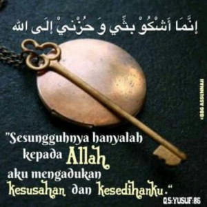 Berdoa kepada Allah Ta'ala