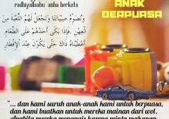 [Audio] Hikmah Ramadhan: Perhatian Salaf terhadap Pendidikan Anak