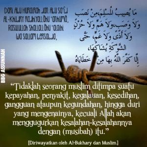 Terhapus Dosa karena Musibah