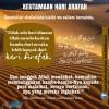 Pembebasan dari Neraka di Hari Arafah
