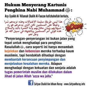 Hukuman dengan Penyerangan dan Jihad Hanyalah Hak Pemerintah