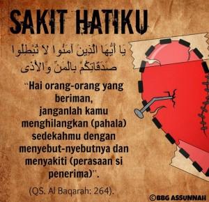 Sakit Hatiku