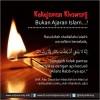 Nasihat Kepada Teroris: Ketahuilah, Jihad Beda dengan Terorisme!!!