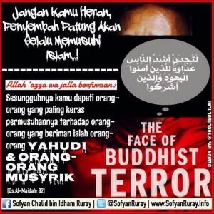 Jangan Kamu Heran, Penyembah Patung Akan Selalu Memusuhi Islam....2