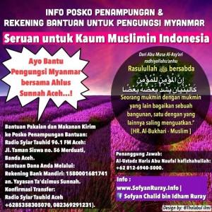 Seruan untuk Kaum Muslimin Indonesia 3