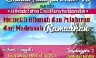 Memetik Hikmah dan Pelajaran dari Madrasah Ramadhan (Khutbah Idul Fitri 1436 H)