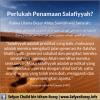 Ustadz Sunnah, Kajian Sunnah